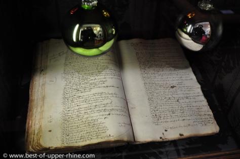 Bukti sejarah tertulis tertua yang masih bertahan dari tahun 1521: 5
