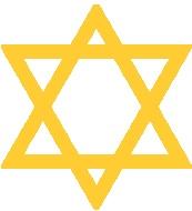 Bintang simbol Nabi Daud